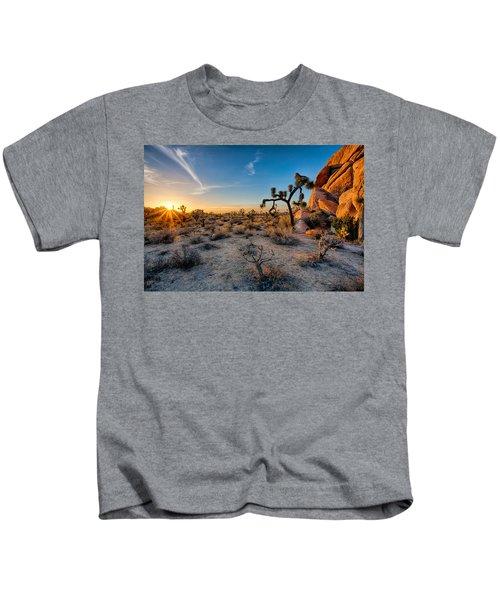 Joshua's Sunset Kids T-Shirt