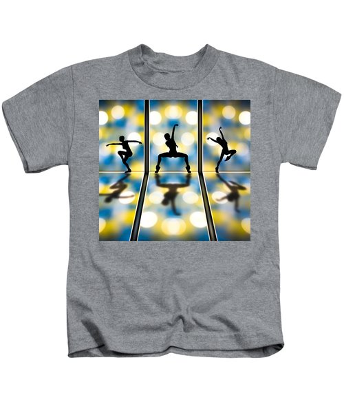 Joy Of Movement Kids T-Shirt