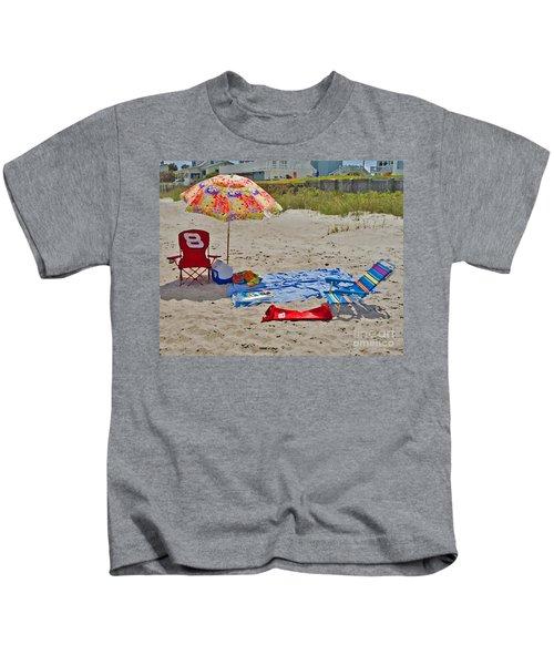 Junior's Gone Swimming Kids T-Shirt