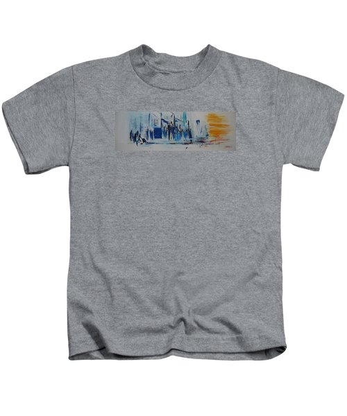 Just Another Day In New York City Kids T-Shirt