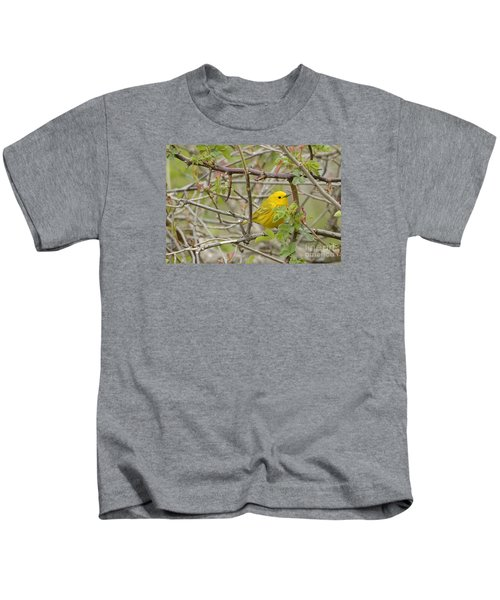 Just Brightening Your Day Kids T-Shirt