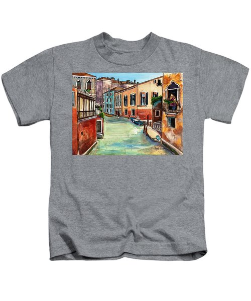 Just In The Neighborhood Kids T-Shirt
