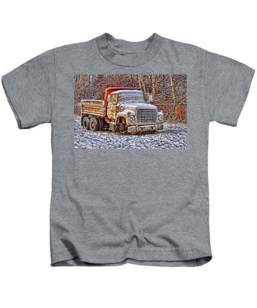 Just Worn Out Kids T-Shirt