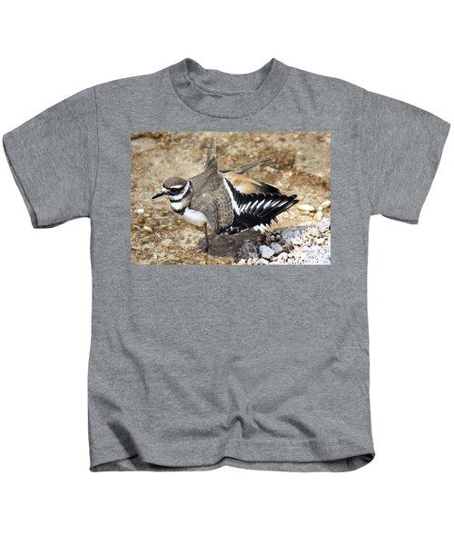Killdeer Fakeout Kids T-Shirt