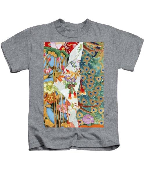 Kogane Crop II Kids T-Shirt