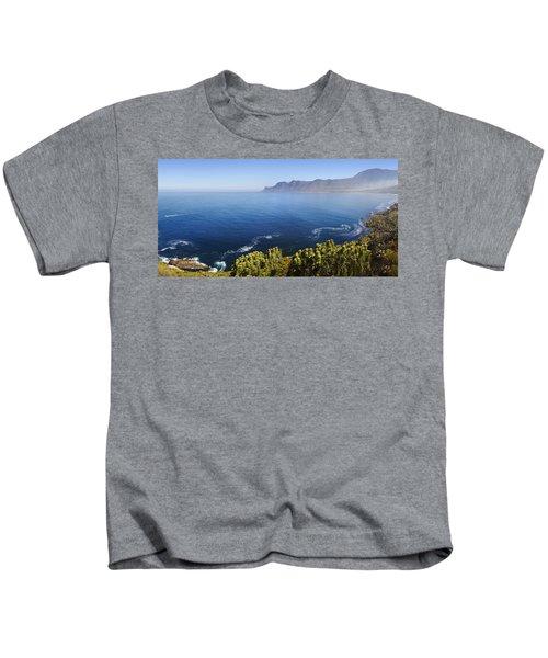 Kogelberg Area View Over Ocean Kids T-Shirt