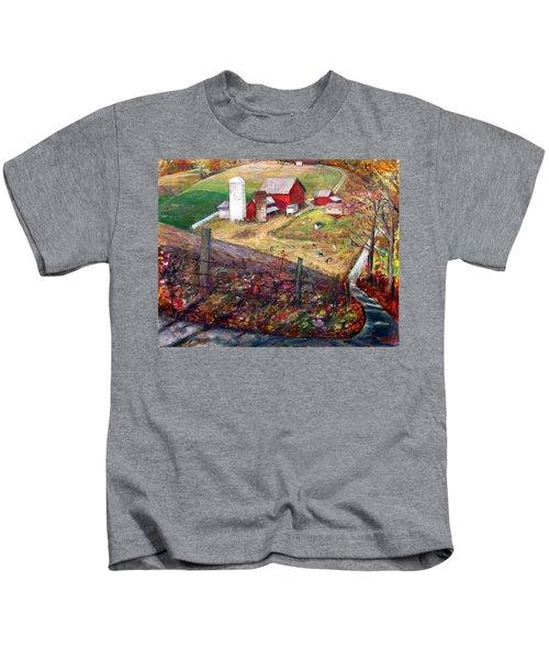 La020 Kids T-Shirt