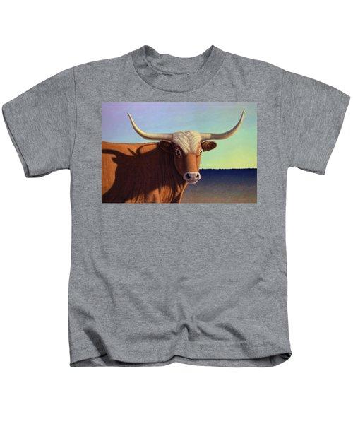 Lady Longhorn Kids T-Shirt
