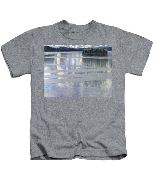 Lake Keitele Kids T-Shirt