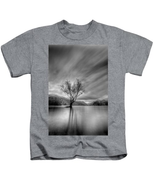 Lake Tree Mon Kids T-Shirt