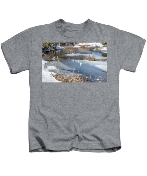 Last Days Of Winter Kids T-Shirt