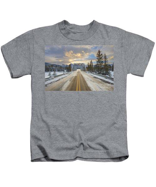 Lead Me To The Light Kids T-Shirt