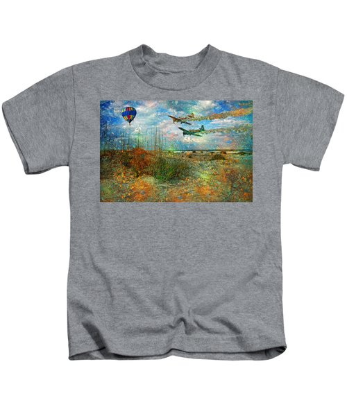 Let's Fly Kids T-Shirt