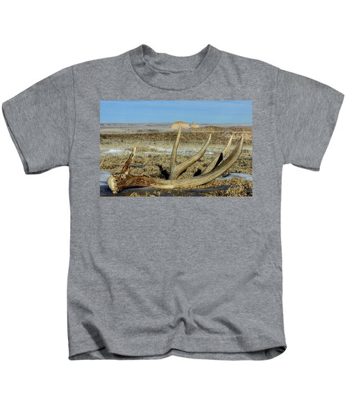Life Above The Buttes Kids T-Shirt