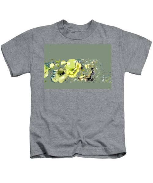 Lily Pads - Deconstructed Kids T-Shirt