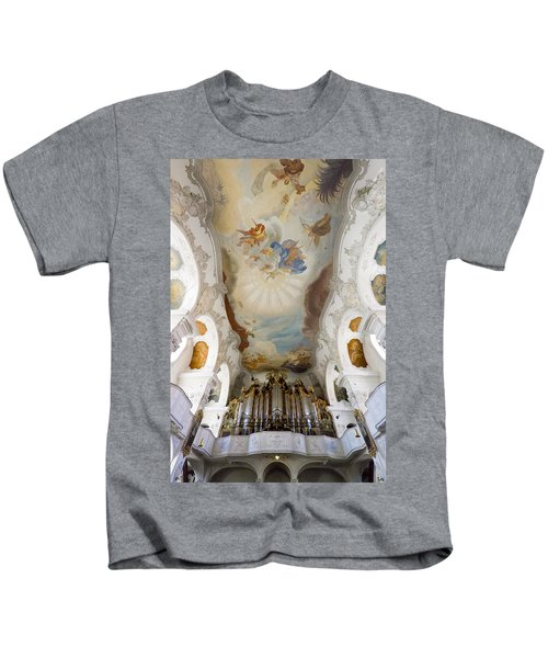 Lindau Organ And Ceiling Kids T-Shirt