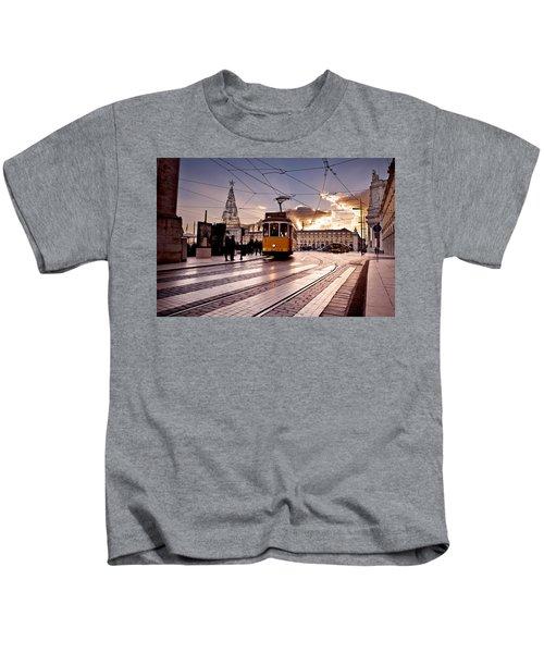 Lisbon Light Kids T-Shirt