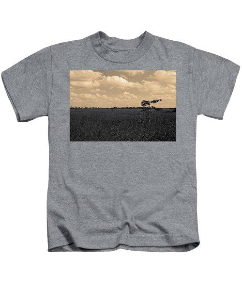 Lone Cypress II Kids T-Shirt