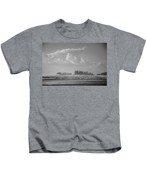Long Beach Landscape  Kids T-Shirt