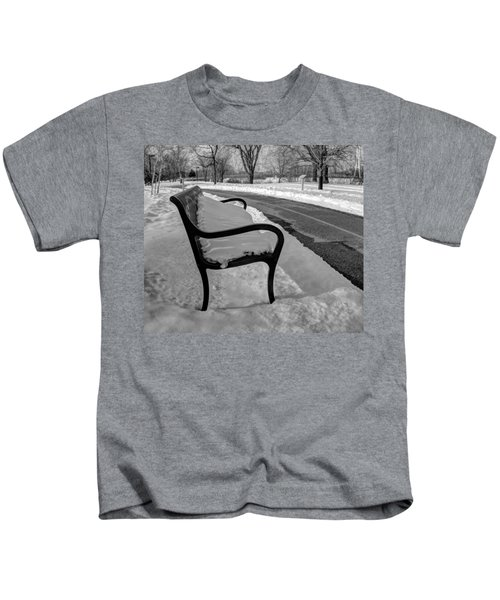 Longing For Spring Kids T-Shirt