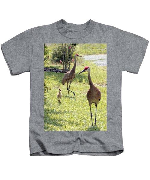 Looking For A Handout Kids T-Shirt
