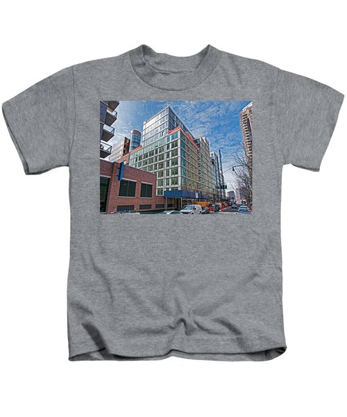 Looking West Kids T-Shirt