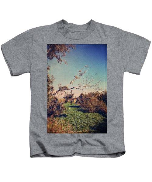Love Lives On Kids T-Shirt