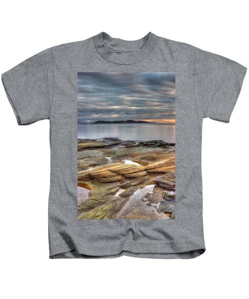Madrona Sunrise Kids T-Shirt