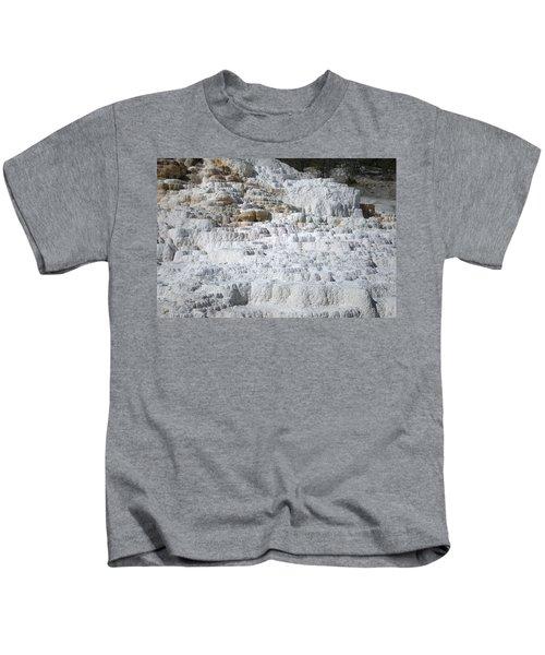 Mammoth Hotsprings 3 Kids T-Shirt