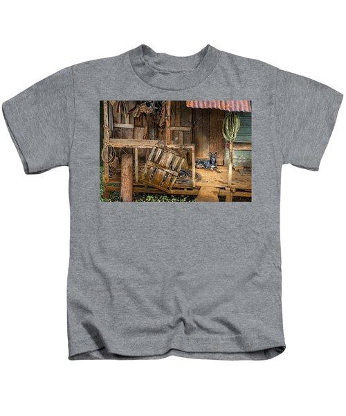 Master's Home Kids T-Shirt