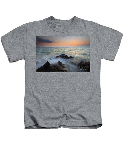 Maui Tidal Swirl Kids T-Shirt