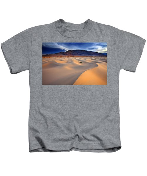 Mesquite Gold Kids T-Shirt by Darren  White