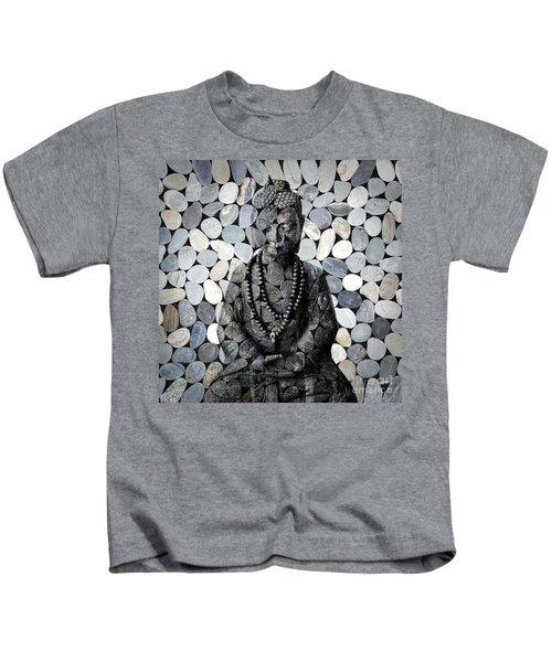 Mineral Buddha Kids T-Shirt