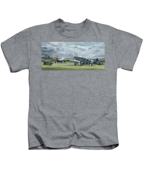 Mission From Debden Kids T-Shirt