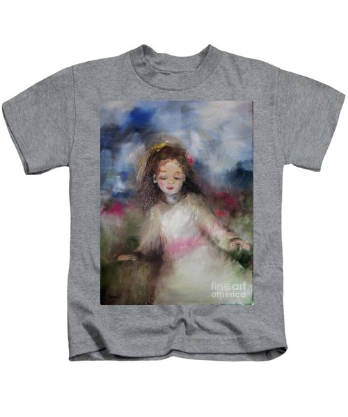 Mommy's Little Girl Kids T-Shirt