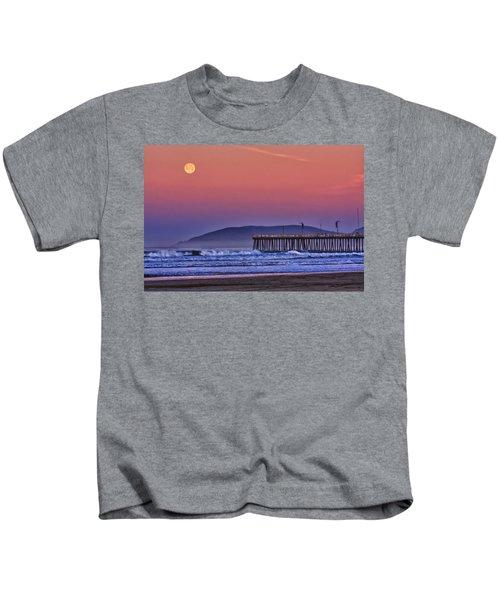 Moonset Kids T-Shirt