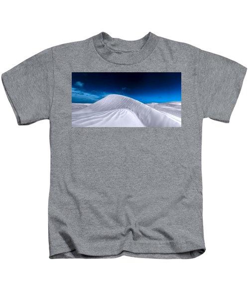 More Desert On The Horizon Kids T-Shirt