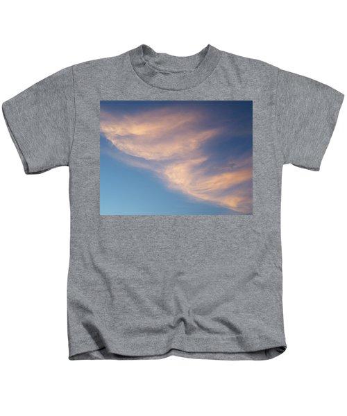 Morning Clouds Kids T-Shirt