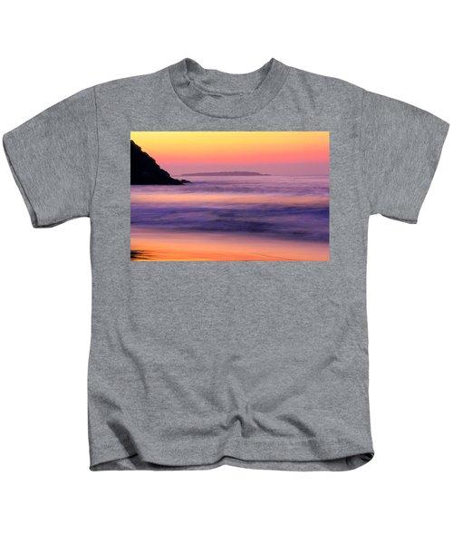 Morning Dream Singing Beach Kids T-Shirt