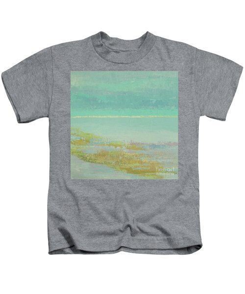 Morning Low Tide Kids T-Shirt