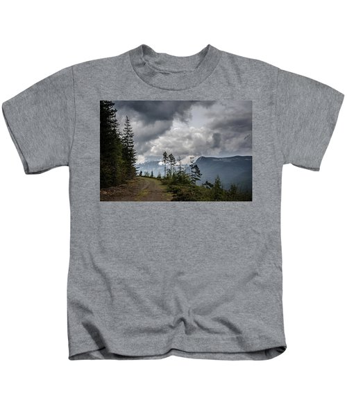 Mountain High Back Roads Kids T-Shirt