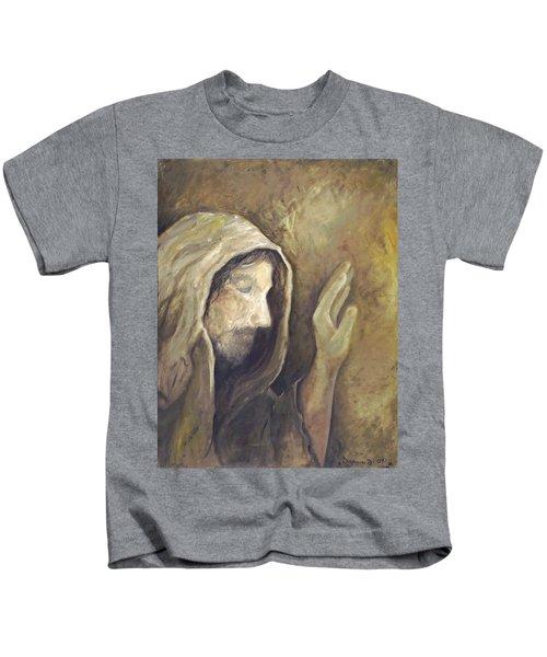 My Savior - My God Kids T-Shirt