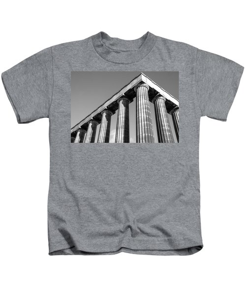 National Monument Kids T-Shirt