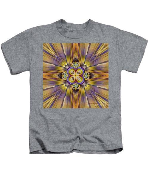 Native American Spirit Kids T-Shirt