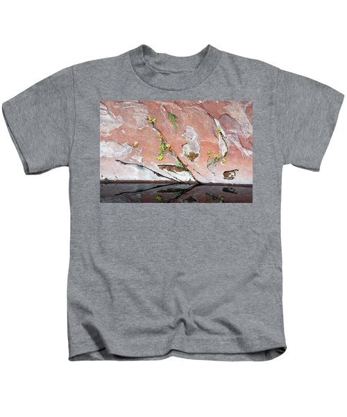 Nature's Abstract Kids T-Shirt