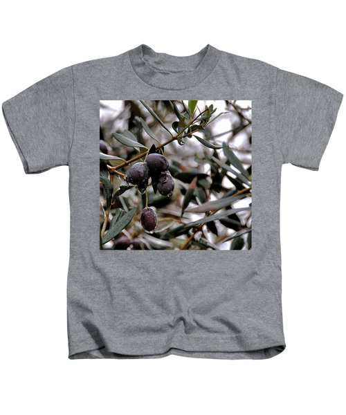 Nazareth Olives Israel Kids T-Shirt