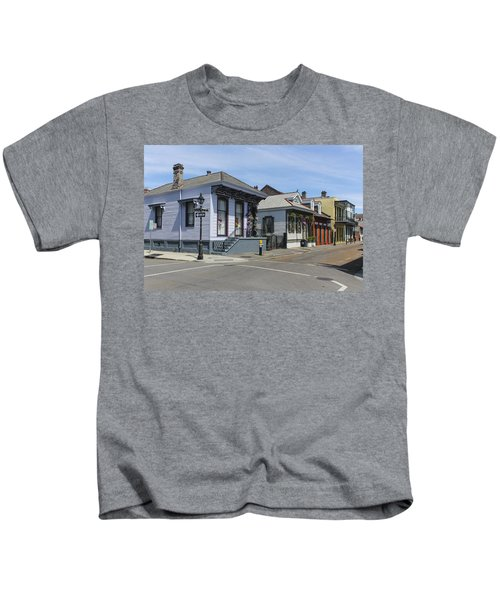 New Orleans Architecture 38 Kids T-Shirt