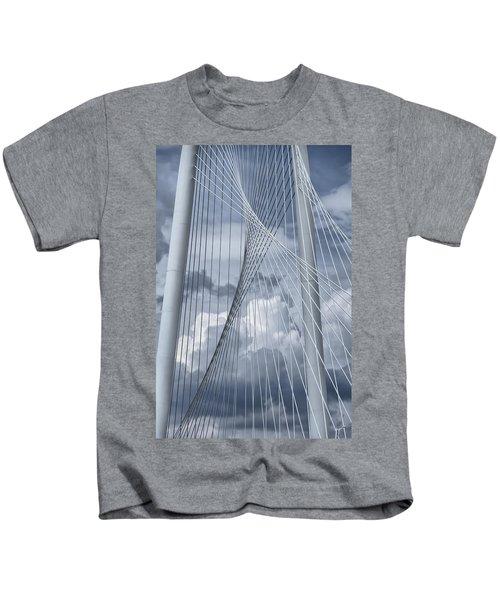 New Skyline Bridge Kids T-Shirt