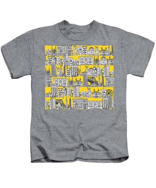 New York Yellow Kids T-Shirt