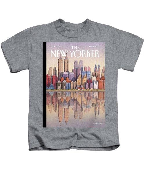 New Yorker September 15th, 2003 Kids T-Shirt
